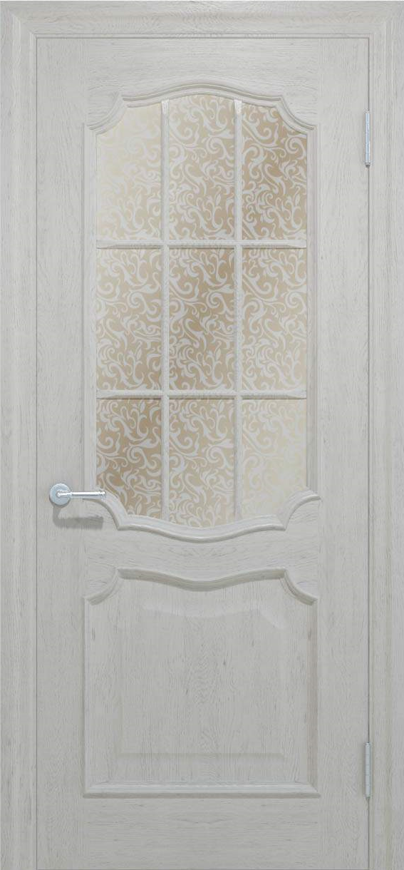 Межкомнатные двери Elegante 022K.3 кремовый TM «Status doors»