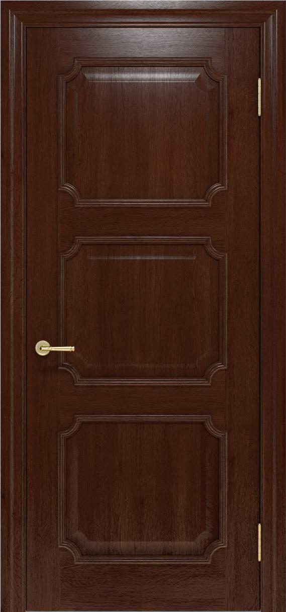 Межкомнатные двери Elegante 041 шоколадный TM «Status doors»