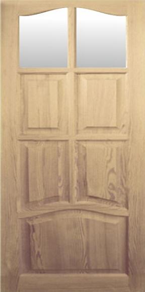 Межкомнатные двери серия «Каприз» модель Н-3.3 от ТМ «Хвоя»