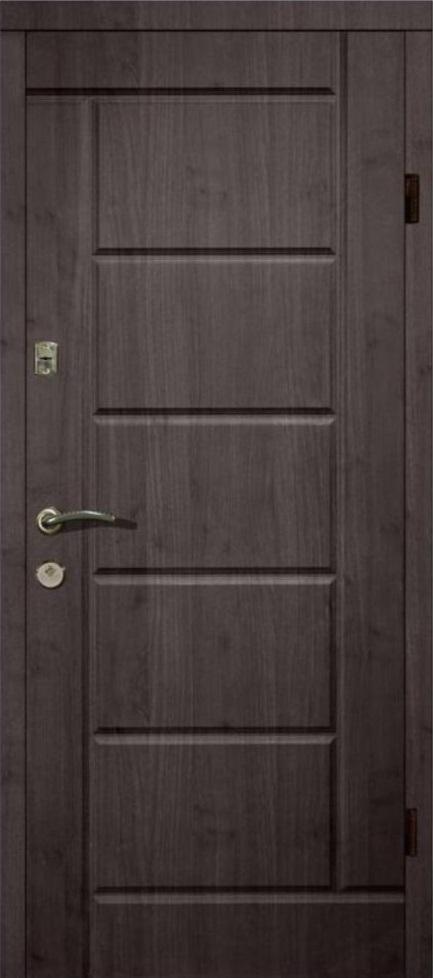 Входные двери серия «Optima» модель LV 107