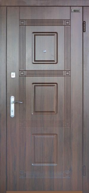 Двери входные серия «Standart plus» модель LV 202