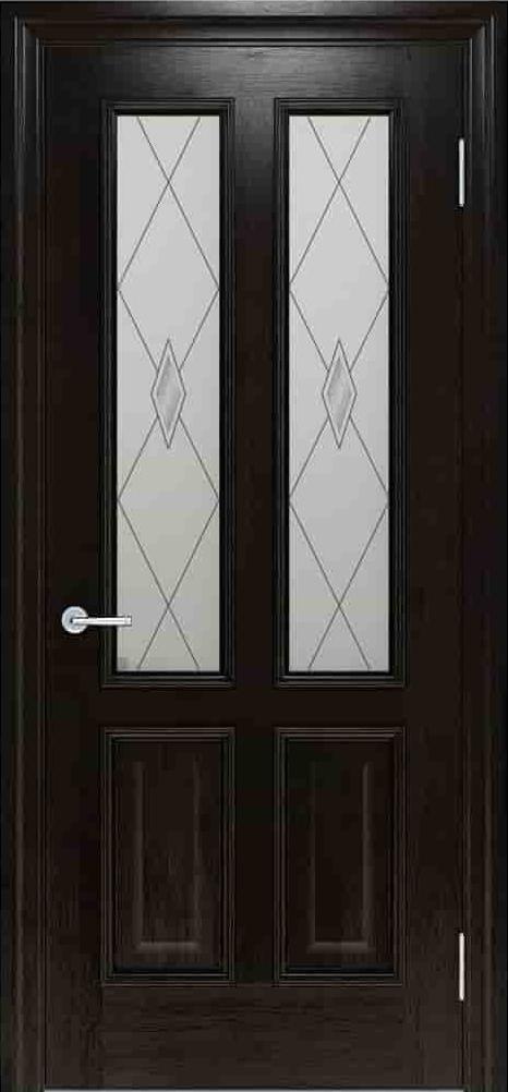Межкомнатные двери Interia I 032 Мокко от TM «Status doors»