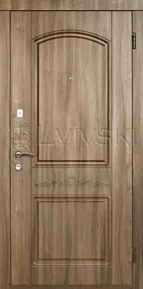 Входные двери серия «Standart plus» модель LV 136