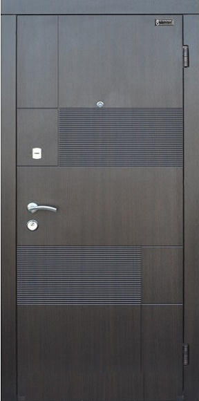 Двери входные серия «Standart plus» модель LV 216