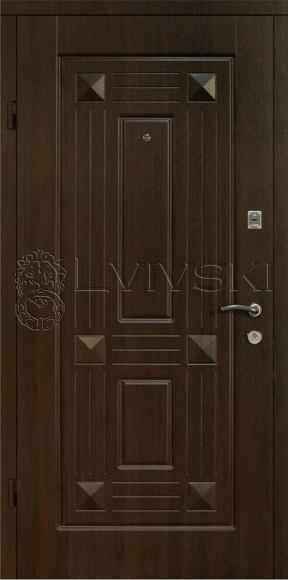 Входные двери серия «Optima» модель LV 304