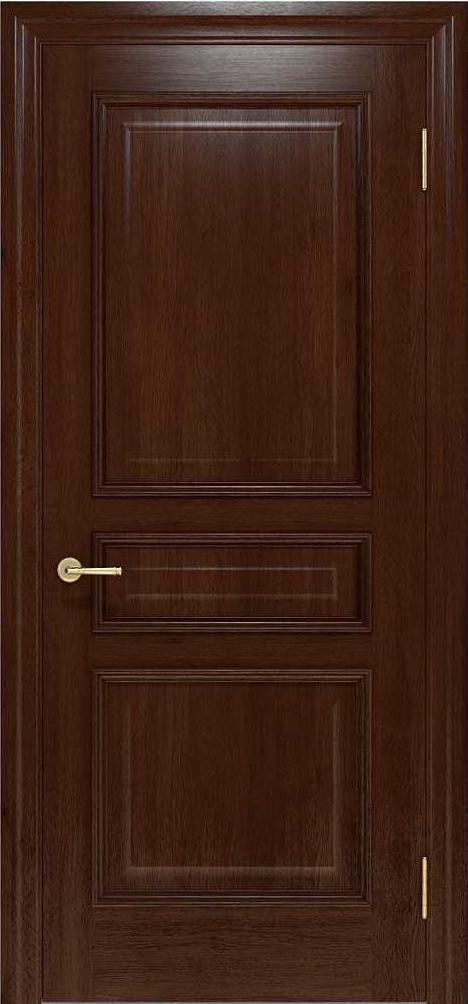 Межкомнатные двери Interia I 021 Шоколадный от TM «Status doors»